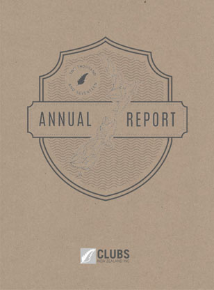 Annual Report 2017 Cvoer
